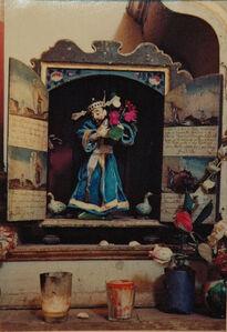Oaxaca, Saint with Dusk, San Felipe