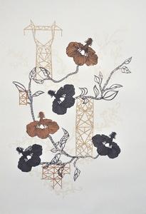 Industrial Florals 2