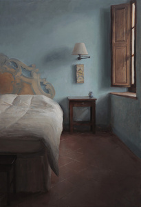 The Blue Walls (Tuscany Series)