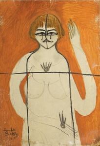 The Art Cause (Self-portrait)
