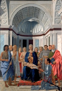 The Montefeltro Altarpiece