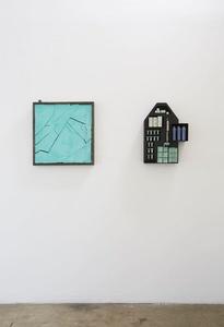 Green glass+box