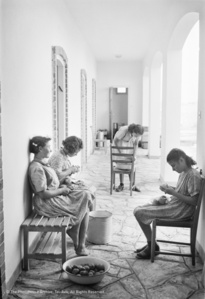 A Room in Kfar Batya for Child Survivors of the Holocaust