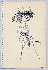Sketchbook Drawing 1