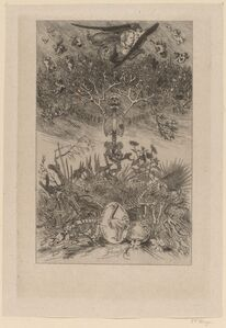 Frontispiece: The Waifs (Les Epaves)