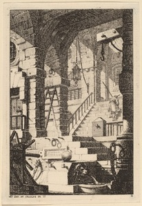 Fantasy of an Antique Prison