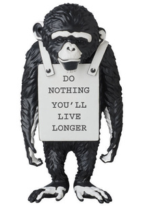 Monkey Sign (Original Color)