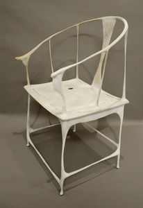 Huashan Project –Round Back Chair