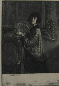 L'Evantail (The Fan)