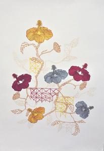 Industrial Florals 1