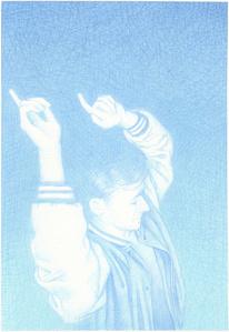 Aus der Serie A4 Blatt 133