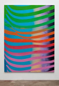 Sexy Stripes (green, blue, purple, pink)