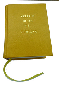 Yellow Book of Slogans
