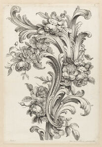 Floral and Acanthus Leaf Design