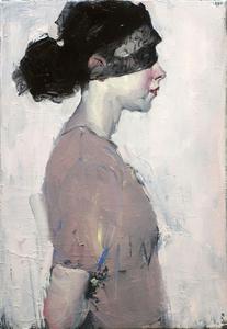 Profile in Lace
