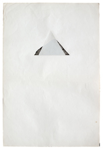 The shape of a mountain