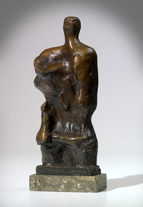 Standing Figure Relief No.2