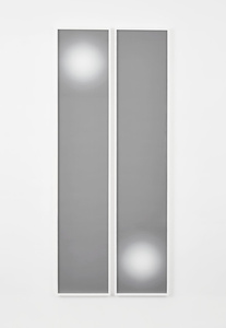 Untitled (Flare Diptych)