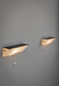 Pair of sconces 236