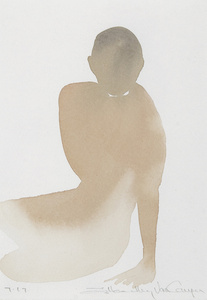 Untitled (Sitting)