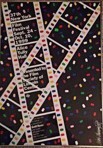 Lincoln Center Film Festival Poster (Hand Signed)