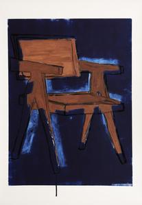 Stuhl (Nachtbild)