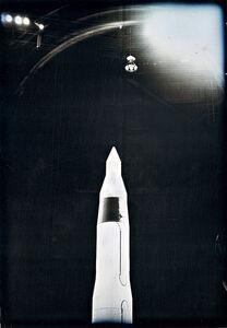 Phallus #1 (Boeing LGM-30 Minuteman), Maquette