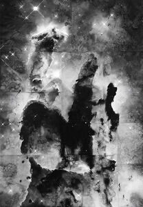 Pillars of Creation (From the Series Dark Matter)