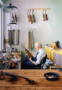 Violin Repair Shop