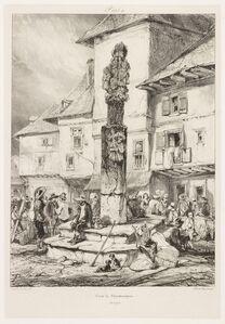 Croix de Chaudesaigues