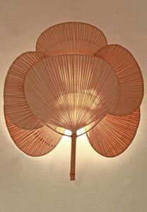 Uchiwa IV wall lamp
