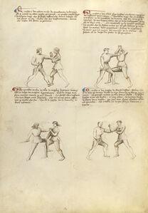 Combat with Dagger