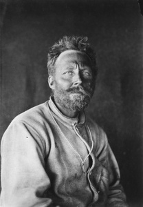 C H MEARES, SCOTT POLAR EXPEDITION, ANTARCTICA, JANUARY 1912