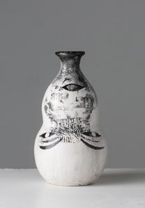 Ghost Head Vase