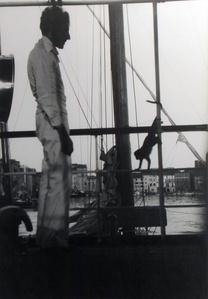 Jean Cocteau, Toulon