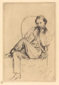 Renoir Seated