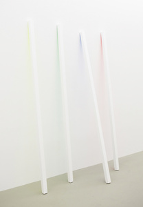 Sticks - yellow, green, blue, red