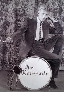 Publicity photograph for The Kon-rads