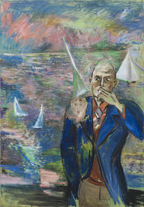Untitled (Reference: Max Beckmann)