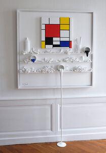 Flow - Tribute to Mondriane
