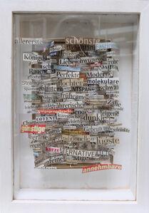 """""""Bescheidene"""" - Genmodellskizze für Traumfrau in Pralinenschachtel (Version V5)"""