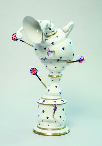 Grand Vase Montcalm I
