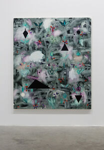 Kamrooz Aram: Unstable Paintings for Anxious Interiors