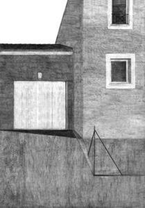 Garage 1 & 2 (Diptych)