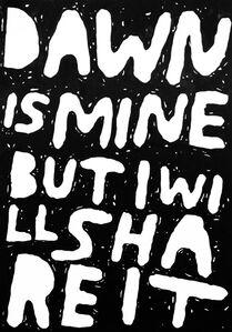 Dawn Is Mine