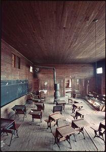 Black Classroom, Shady Grove, Alabama