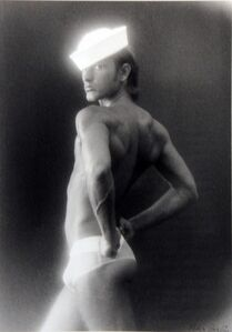 Self Portrait as Sailor