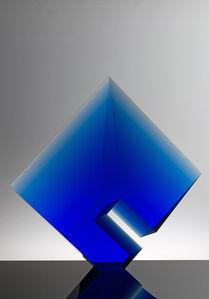 Royal Blue Composition - Large