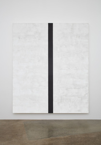 Untitled (White, Black Band, Beveled)