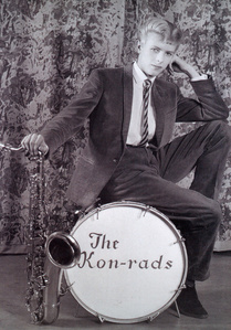 Publicity photograph for The Kon-rads